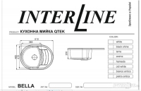 NTERLINE BELLA black