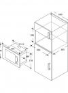 Микроволновка ROSIERES RMGV 25 DFPN
