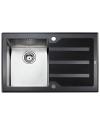 LUX 1B 1D LHD 78 черное стекло (12129007)