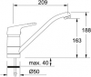 FRANKE PRINCESS 750 (115.0282.404)
