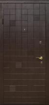 Входная дверь  Портала Каскад