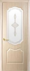 Новый стиль Вензель стекло сатин и рисунок