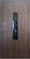 Входная дверь Портала Элегант 4 дуб темный