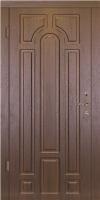 Входная дверь Портала Арка темный орех